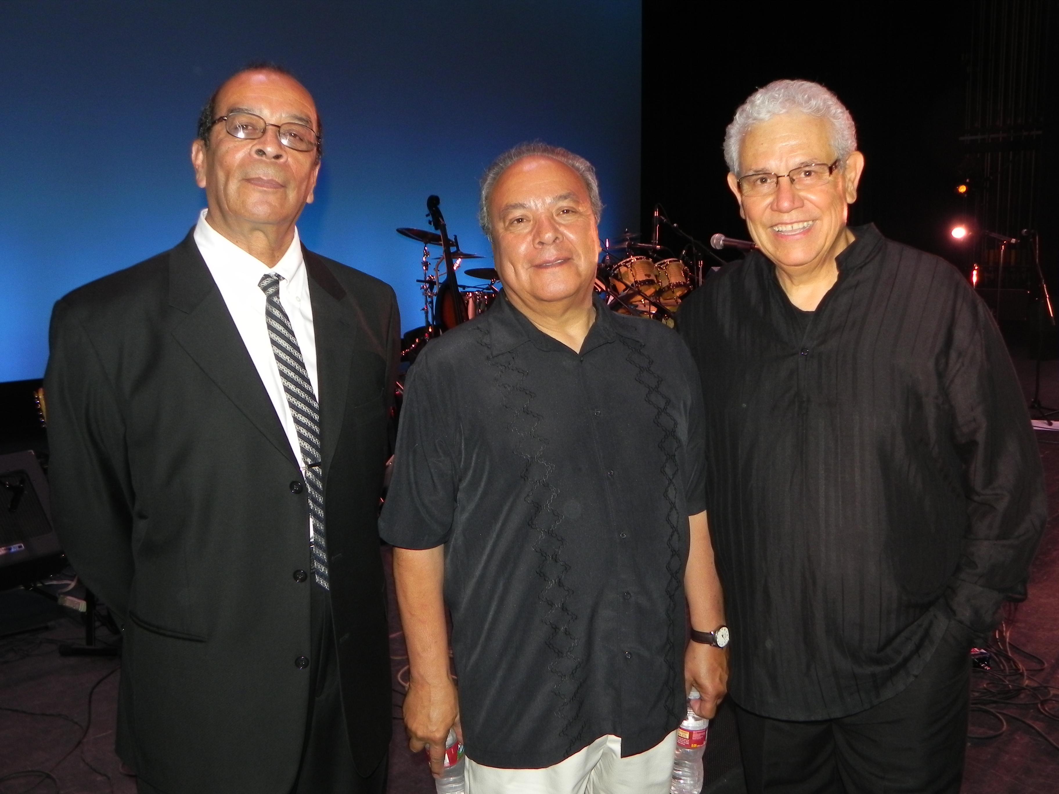 Ray, Pete & Freddie