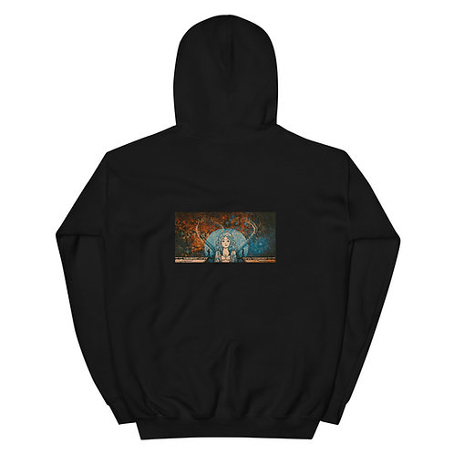 Anime Style Confession of Love [8bitfiction Unisex Hoodie]