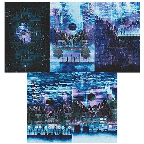 Libra [mobile wallpaper pack]