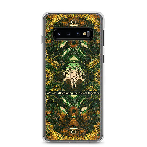 LIBRA. We are all weaving the dream together [Samsung Case]