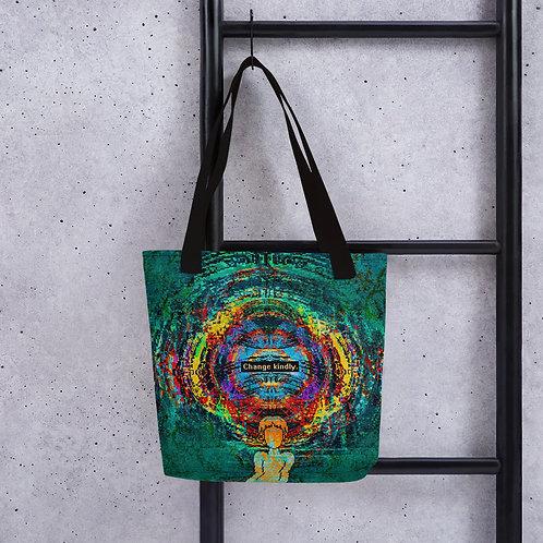 Change kindly Tote bag
