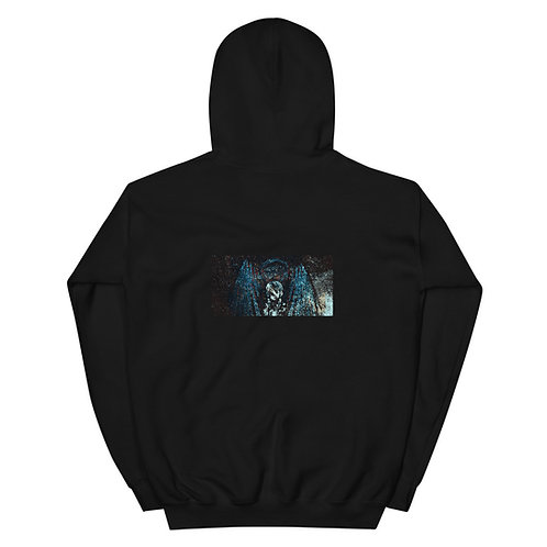Honest and Unmerciful [8bitfiction Unisex Hoodie]