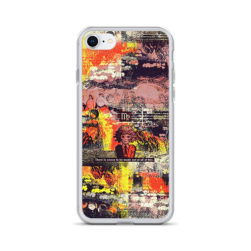 VIRGO. There is sense to be made out of all this. [iPhone Case]