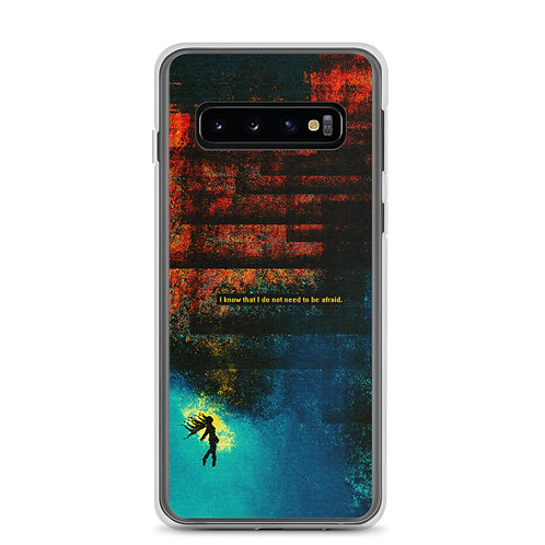 Universe Inside. I know that I do not need to be afraid. [Samsung Case]