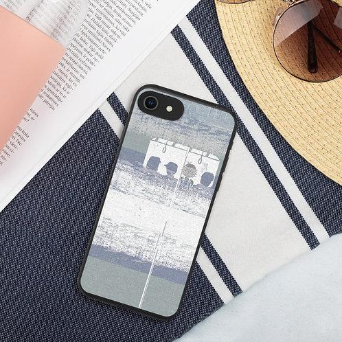 UGH Train Biodegradable phone case