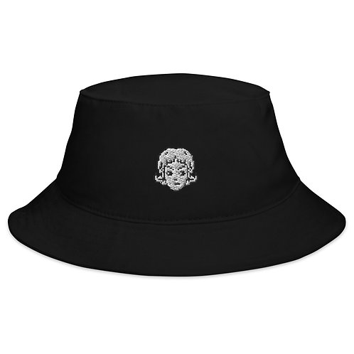 8bitfiction Logo Bucket Hat