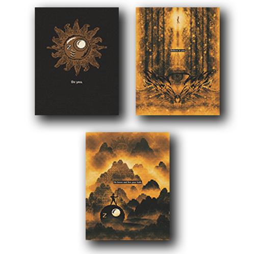 aZa: Book of the Sun [wallpaper]
