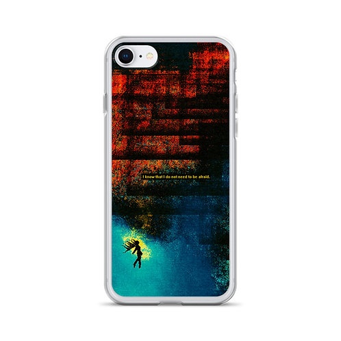 Universe Inside. I know that I do not need to be afraid [iPhone Case]