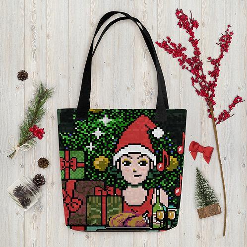 Happy Holidays [Tote bag]