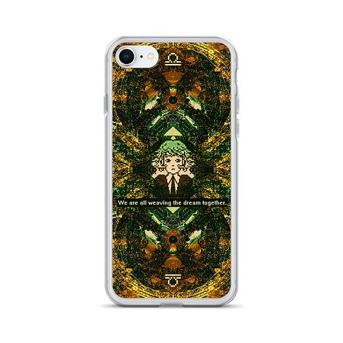 LIBRA. We are all weaving the dream together [iPhone Case]