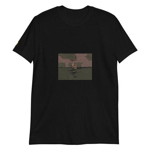 Home is where I say it is. [8bitfiction Short-Sleeve Unisex T-Shirt]