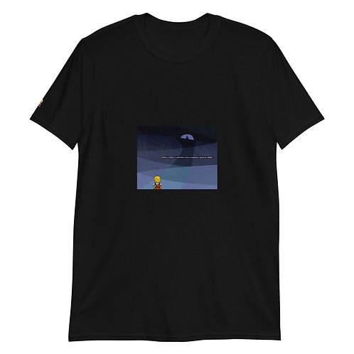 Everything is gonna be alright [8bitfiction Short-Sleeve Unisex T-Shirt]