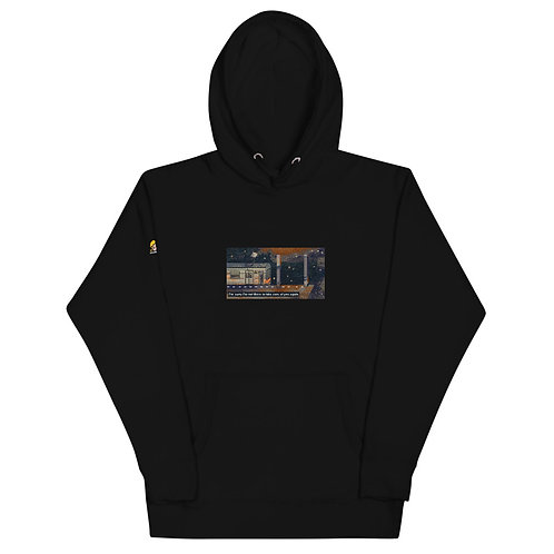 I'm sorry I'm not there to take care of you again [Unisex Hoodie]