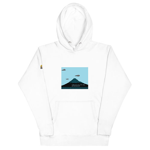 I adore you even on the days you hate yourself. [Unisex Hoodie]