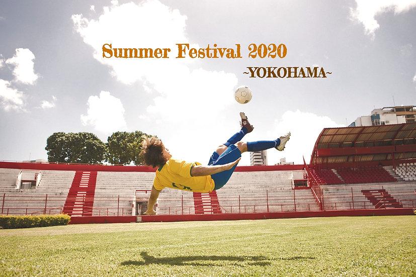 Summer Festival 2020 横浜