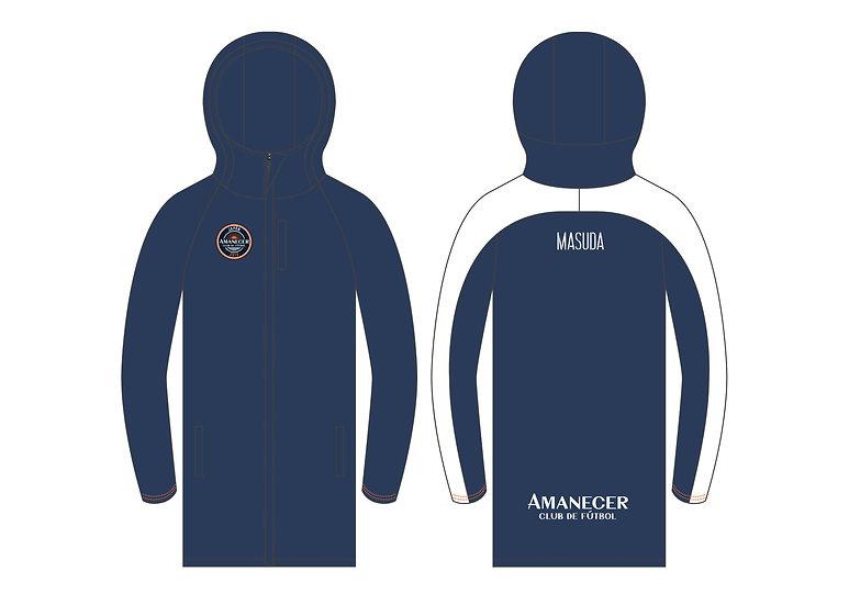 【2019年分予約】Amanecer公式ハーフコート New Design
