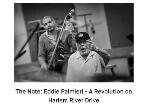Harlem River Drive, Eddie Palmieri