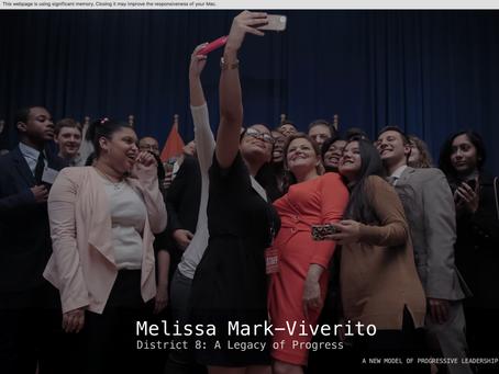 A leader leaves a legacy of progress: Melissa Mark-Viverito