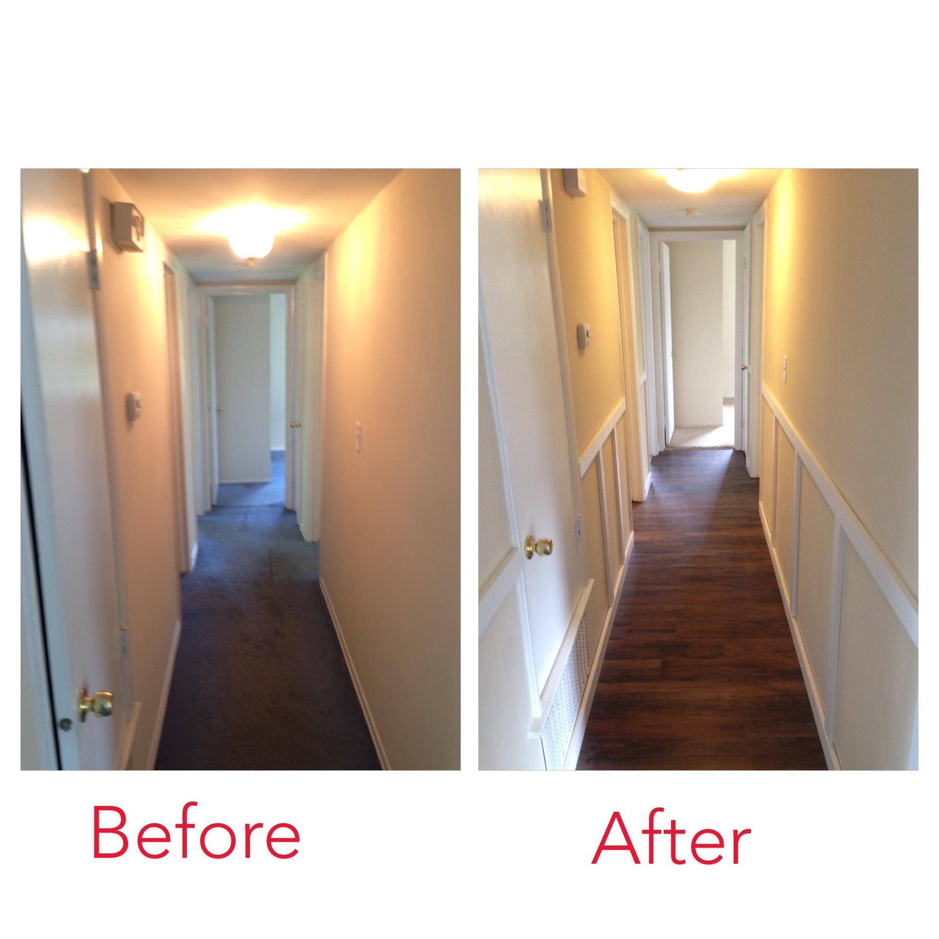 Hallway Update