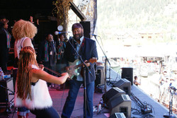 Otis Taylor Telluride Blues Festival