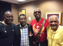 Phillip Bailey, Ralph Dickerson & Perry Jones