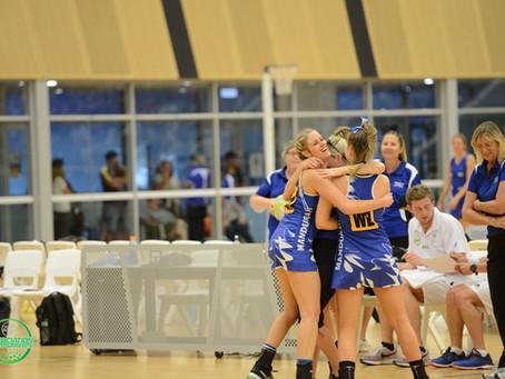 Mandurah Netball Association teams shine at WA championships