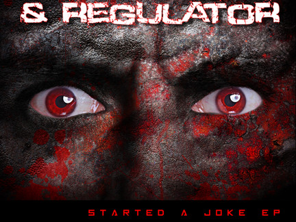 New release Recharge & Regulator -Started a Joke EP