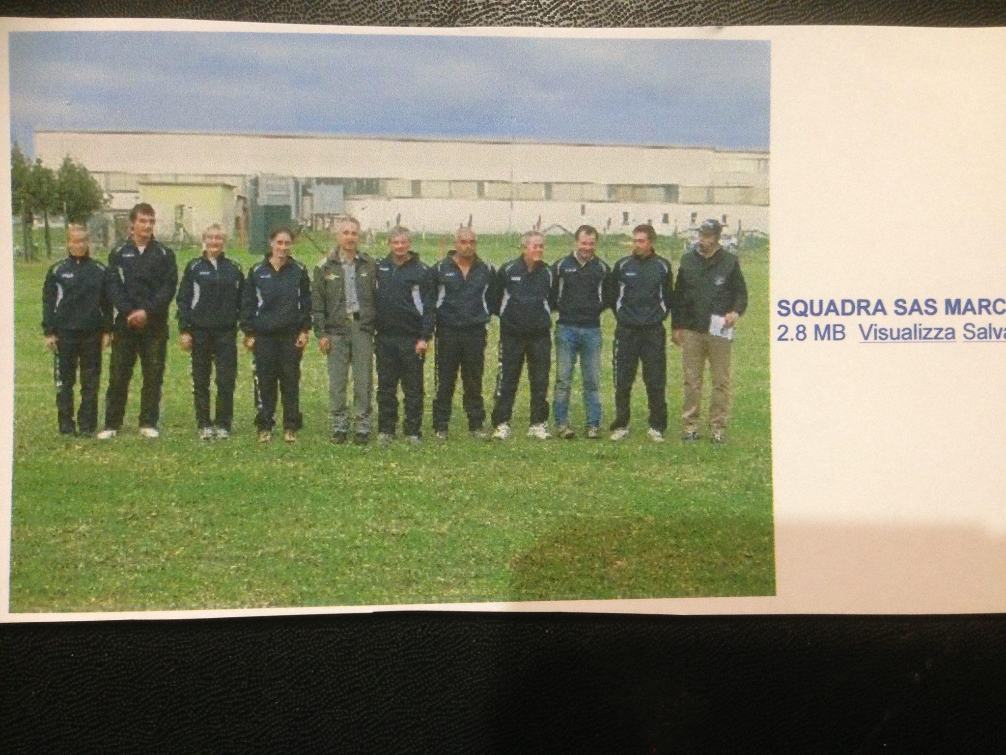 qualificati per campionato  Ipo 3 regione SAS Marche