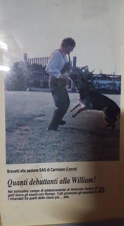 1983 Sez. Parco William Lecce