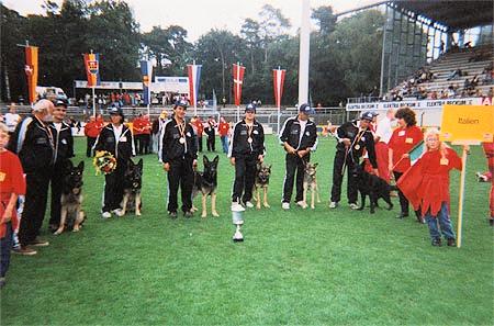 Mondiale FCI 1998 Meppen