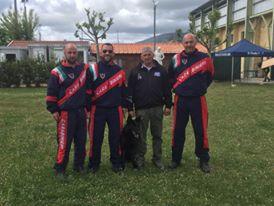 CReg SAS Pisa con Carabinier