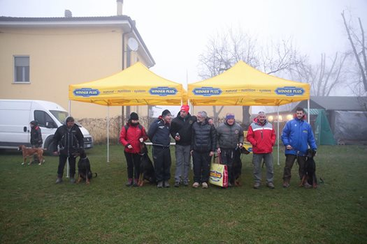 Primo Trofeo Team Working Dog
