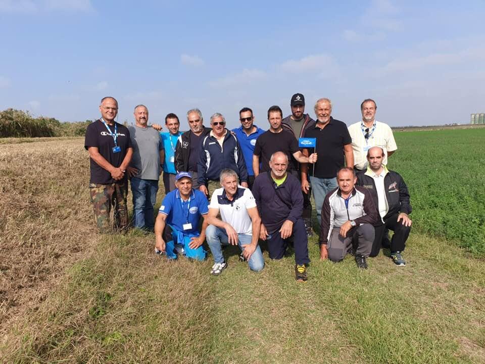 Staff piste Wusv Italia 2019 Giudici e T