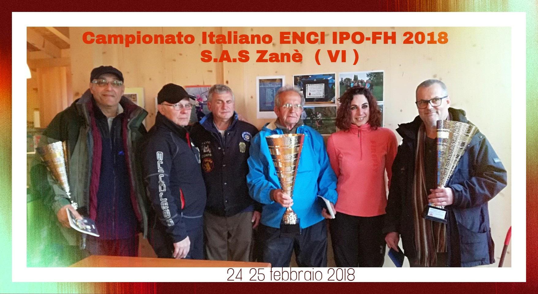 Campionato regionale ENCI
