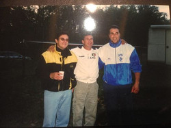 Campionato SAS 4 classificato con Carlo 96 Sez. C