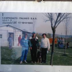 1° Camp. Nati Allevati SAS 1993