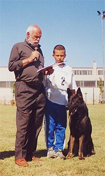 Campionato addestramento SAS giovani