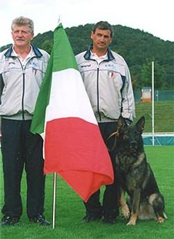 Mondiale F.C.I. 2002 Baunatal (D)