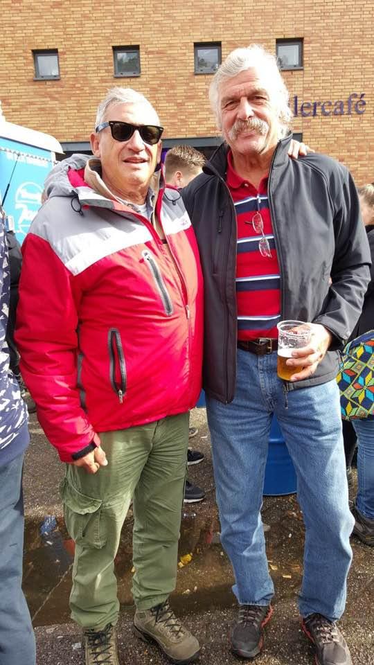 Wusv Tilburg 2017 con Bodgan Sergo
