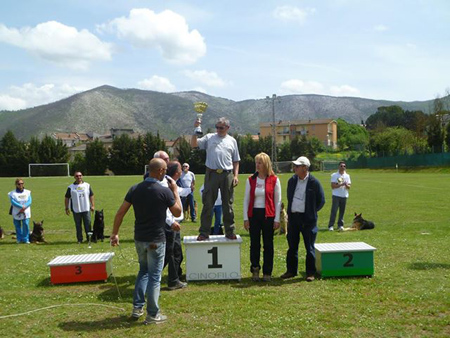 Campionato Nati Allevati 2013