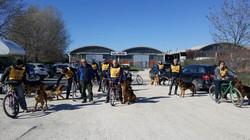 Prova esterna Sas Pesaro BH 02.04.2018