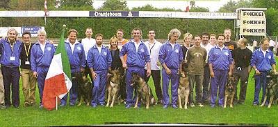 Mondiale FCI 2005 Olanda
