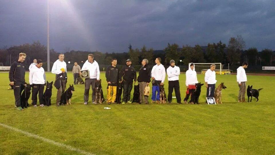 Campionato Nati Allevati 2014