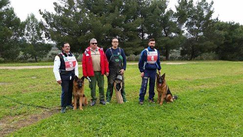 Camp. Reg. SAS Puglia marzo 2016
