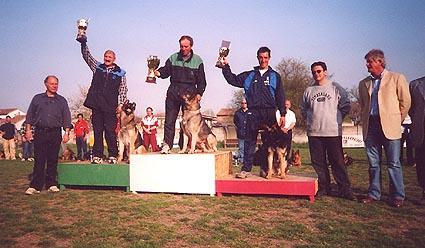 Nati Allevati 2004 Castelbelforte MN