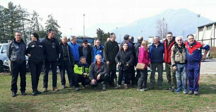 ipo fh 2017 world championship for tracking dogs la squadra italiana