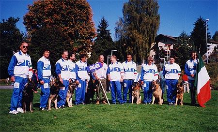 Campionato WUSV 1997 Lucerna (CH)