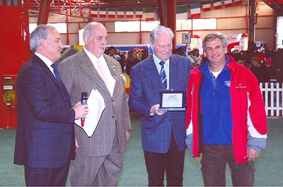 Premiazione Muller