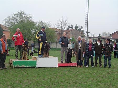 Nati Allevati 2006 Podio IPO3