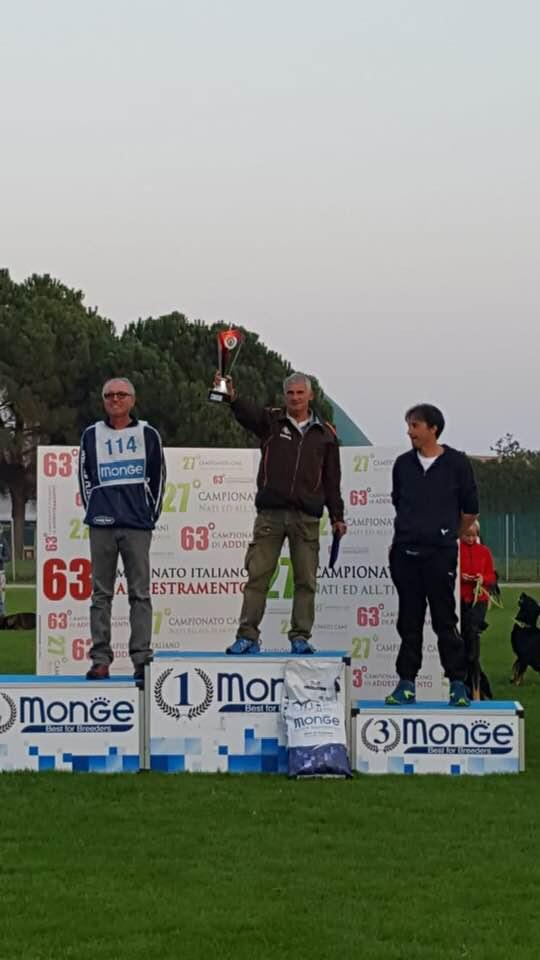 Trofeo Di Allevamento Sas 2019